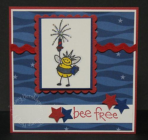 Liberty Bee Free
