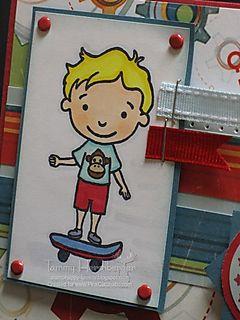 Skateboard Billy (2)