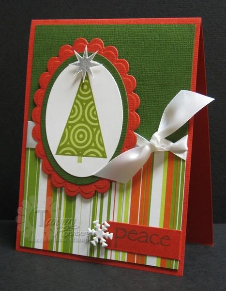 Multi-challenge Christmas card