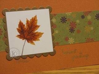 Cards for Phyllis close-up