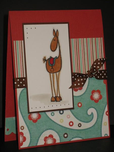 Jen's sketch card