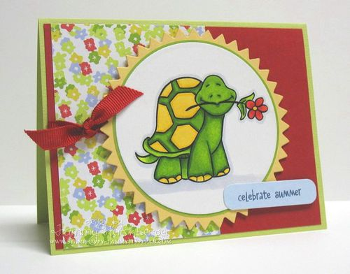 Squigglefly Turtle